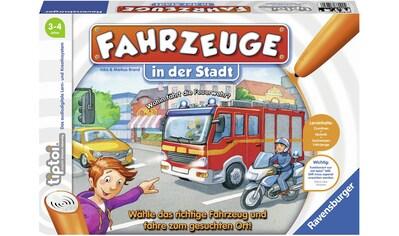 """Ravensburger Spiel, """"tiptoi® Fahrzeuge in der Stadt"""" kaufen"""