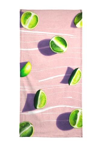 """Handtuch """"Fruit 10"""", Juniqe kaufen"""