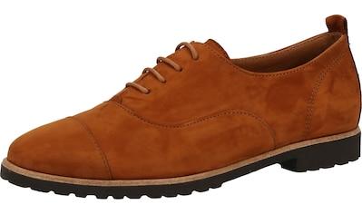Paul Green Schnürschuh »Nubukleder« kaufen