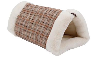 HEIM Hundehöhle und Katzenhöhle »Classic«, beige, BxT: 23x32 cm kaufen