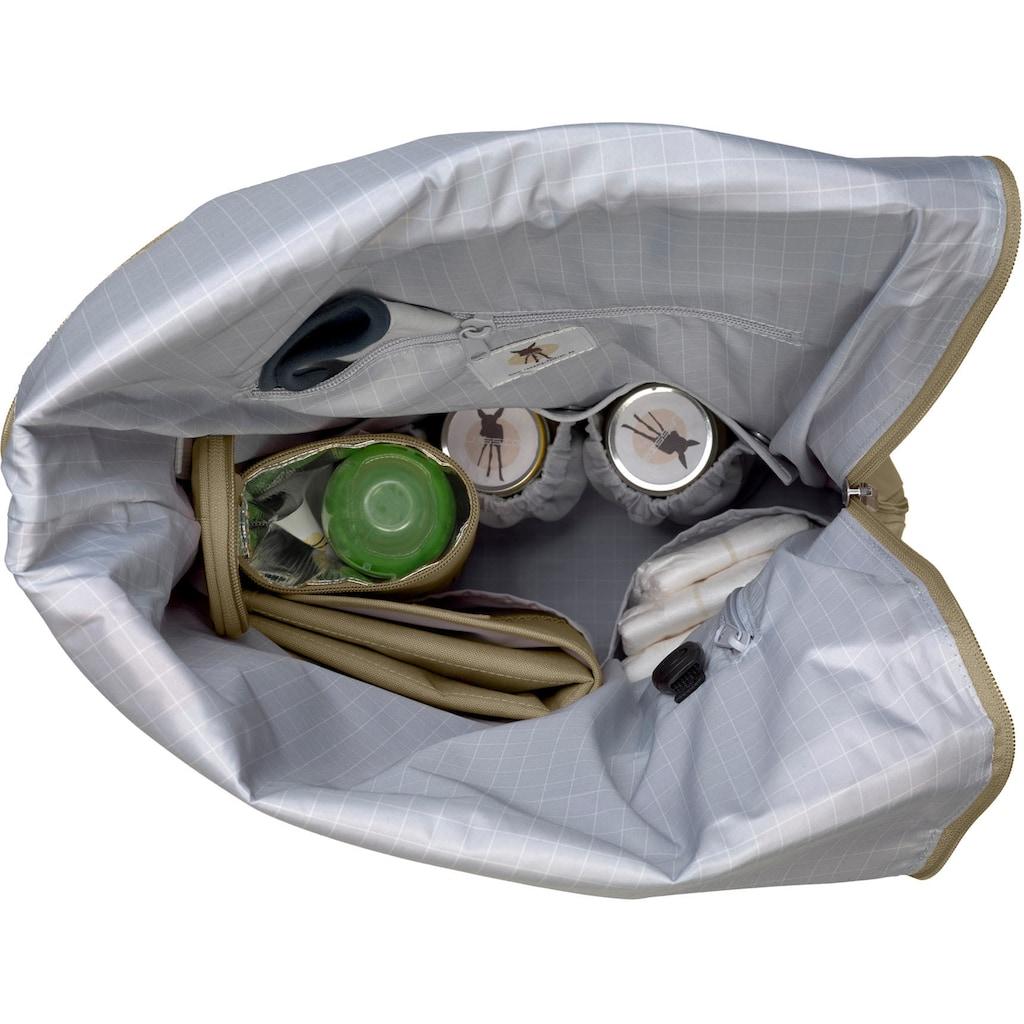Lässig Wickelrucksack »Green Label, Rolltop, olive«