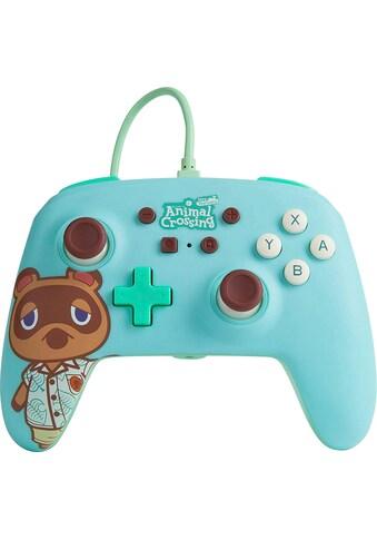 PowerA Gaming-Controller »Nintendo Switch Controller Tom Nook Kabelgebunden« kaufen