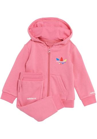 adidas Originals Trainingsanzug »SET FULL ZIP ADICOLOR ORIGINALS INFANT REGULAR UNISEX« kaufen
