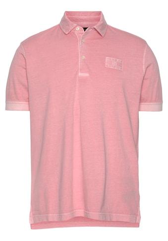 Tommy Hilfiger Poloshirt »GARMENT DYE JERSEY REGULAR POLO« kaufen