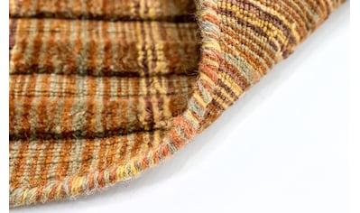 morgenland Wollteppich »Loribaft Teppich handgewebt mehrfarbig«, rechteckig, 9 mm... kaufen