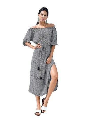 Amy Vermont Kleid mit dekorativem Allover - Druck kaufen