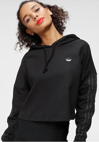 adidas Originals Kapuzensweatshirt »CROPPED HOODIE« kaufen