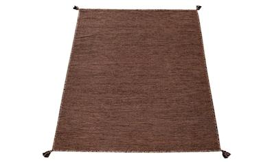 Teppich, »Kilim 210«, Paco Home, rechteckig, Höhe 13 mm, handgewebt kaufen