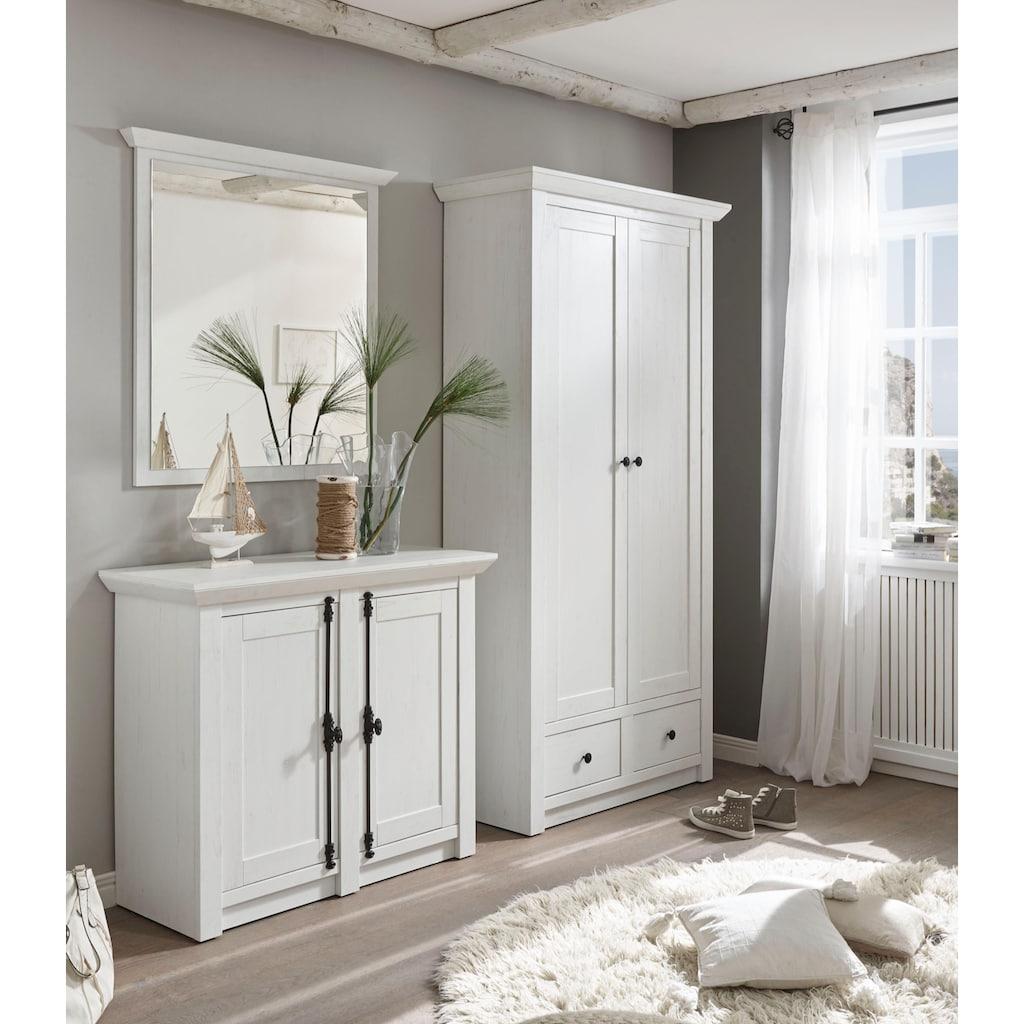 Home affaire Garderobenschrank, California» aus FSC-zertifiziertem Holzwerkstoff