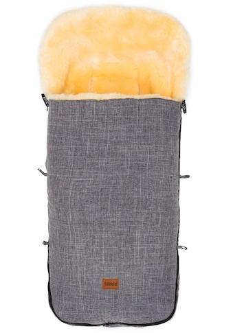 Fillikid Fußsack »Makalu Winterfußsack, melange hellgrau« kaufen