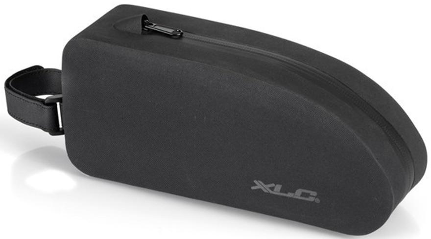 XLC Rahmentasche BA-W37 schwarz Fahrradtaschen Fahrradzubehör Fahrräder Zubehör Taschen