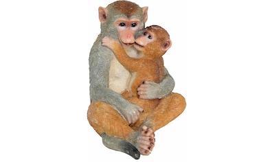 Casa Collection by Jänig Tierfigur »Affe mit Jungen auf Arm« kaufen