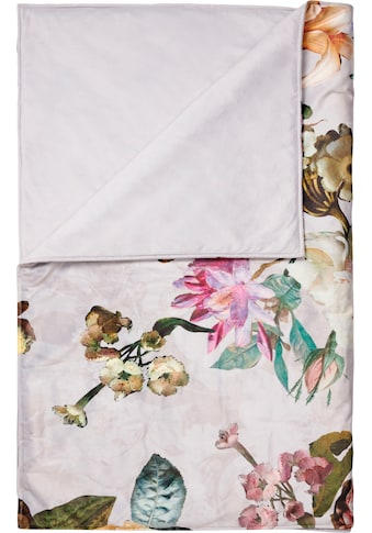 Essenza Plaid »Fleur«, mit niederländischem Print kaufen