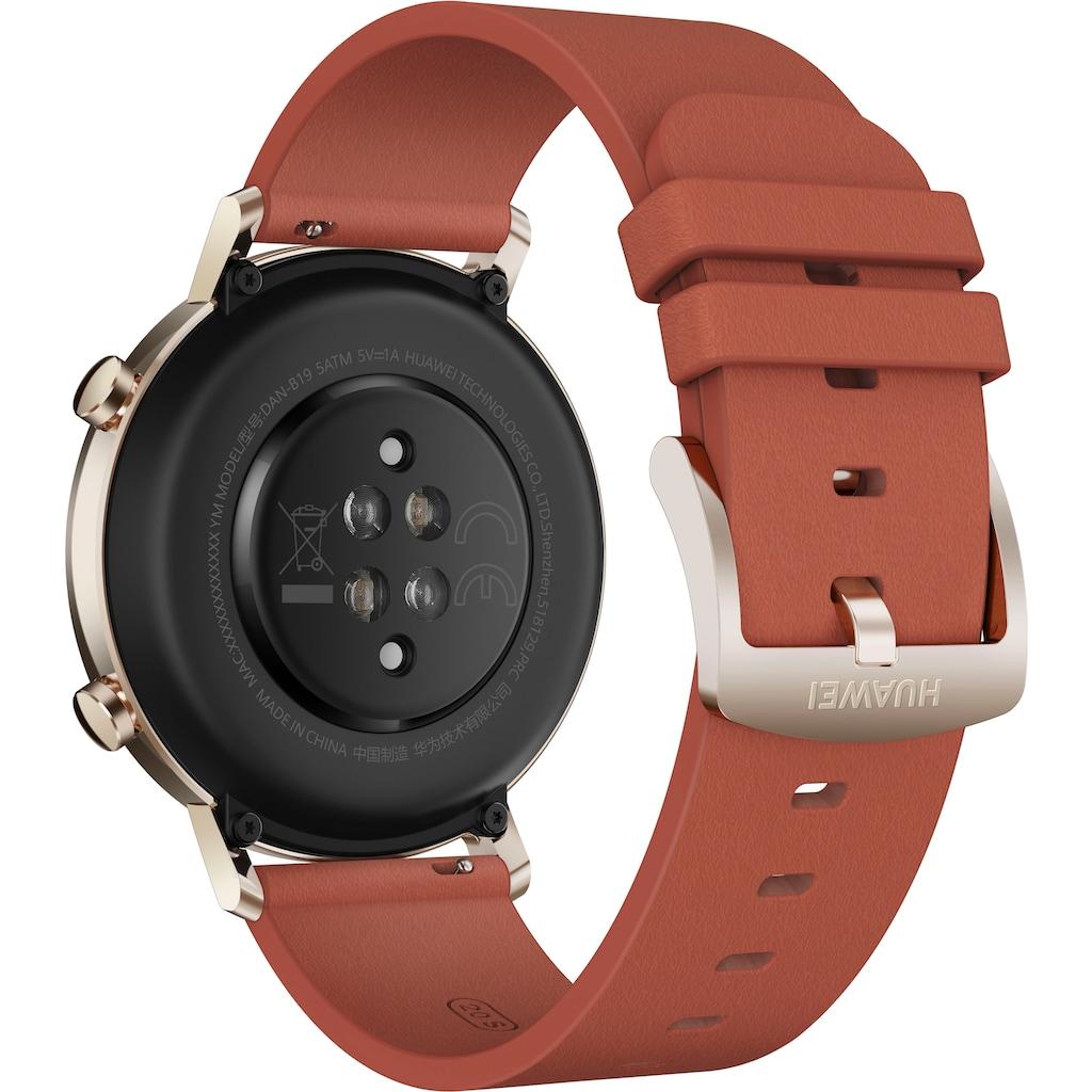Huawei Smartwatch »Watch GT 2«, ( RTOS 24 Monate Herstellergarantie)