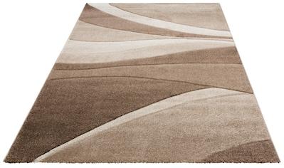 Teppich, »Malia«, DELAVITA, rechteckig, Höhe 13 mm, maschinell gewebt kaufen