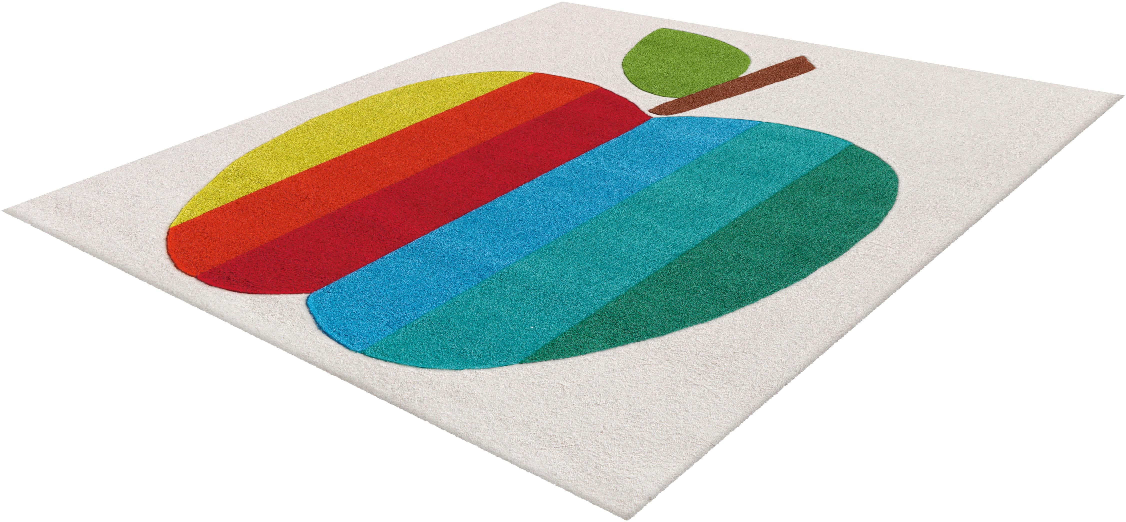 Arte Espina Kinderteppich Joy 4170, rechteckig, 16 mm Höhe bunt Kinder Bunte Kinderteppiche Teppiche