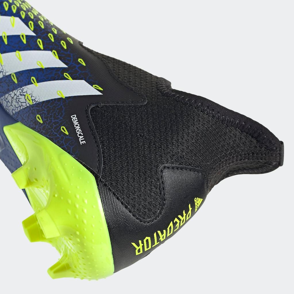adidas Performance Fußballschuh »PREDATOR FREAK.3 LACELESS FG«