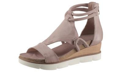 Mjus Sandalette »TAPASITA«, mit leichter Perforierung kaufen