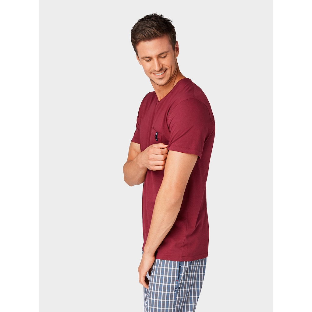TOM TAILOR T-Shirt »Pyjama T-Shirt«