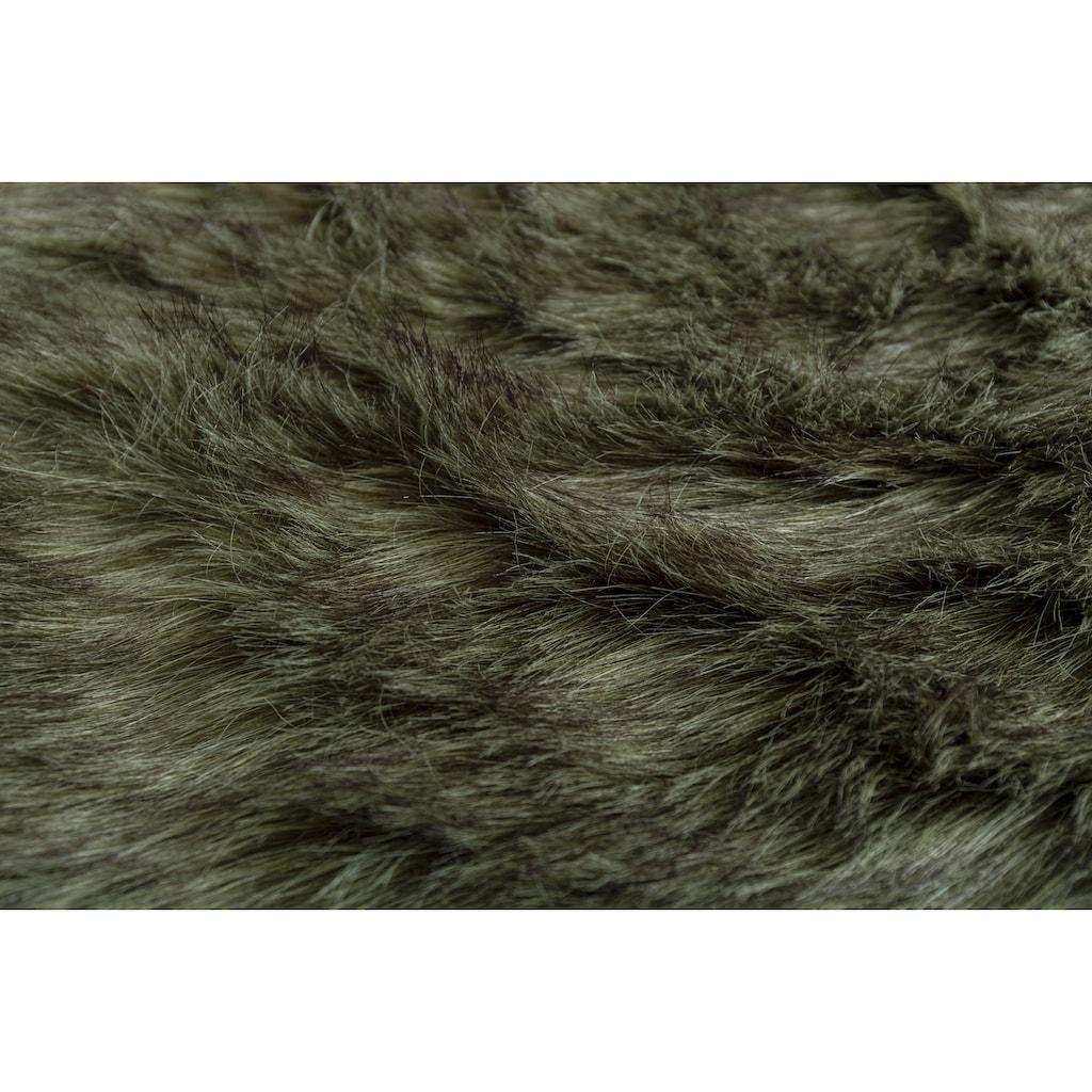 LUXOR living Fellteppich »Lupus«, rechteckig, 72 mm Höhe, Kunstfell, Wohnzimmer