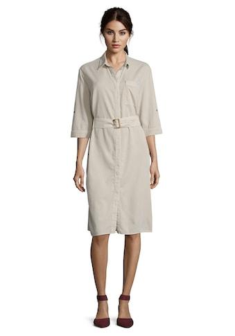 Betty&Co Hemdblusenkleid »mit Streifen« kaufen