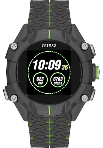 GUESS CONNECT REX, C3001G2 Smartwatch (Wear OS by Google) kaufen