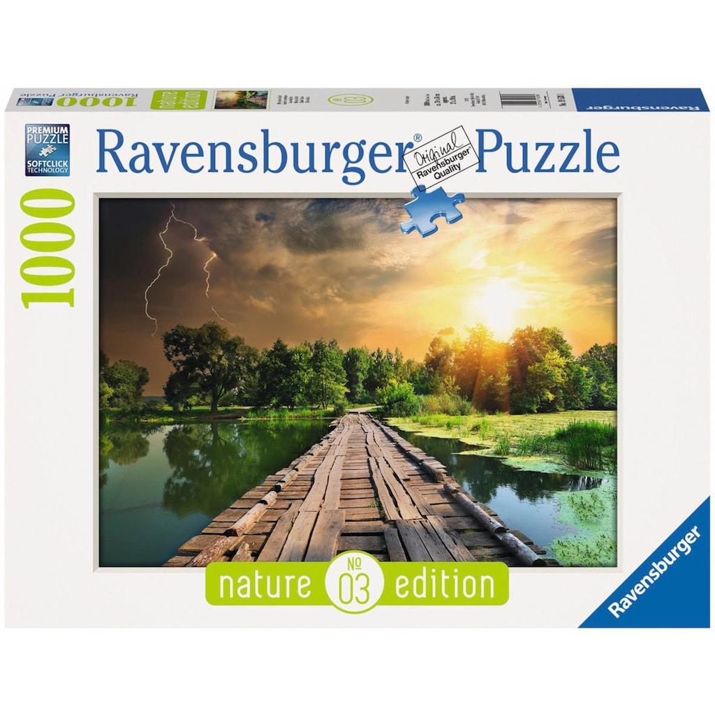 """Ravensburger Puzzle """"Mystisches Licht - Nature Edition"""""""