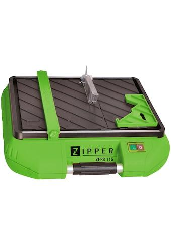 ZIPPER Fliesenschneidemaschine »ZI-FS115« kaufen
