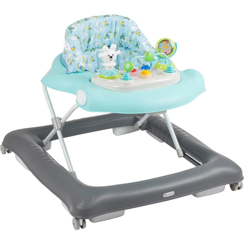 BabyGo Lauflernhilfe »FreeWalk, blue«