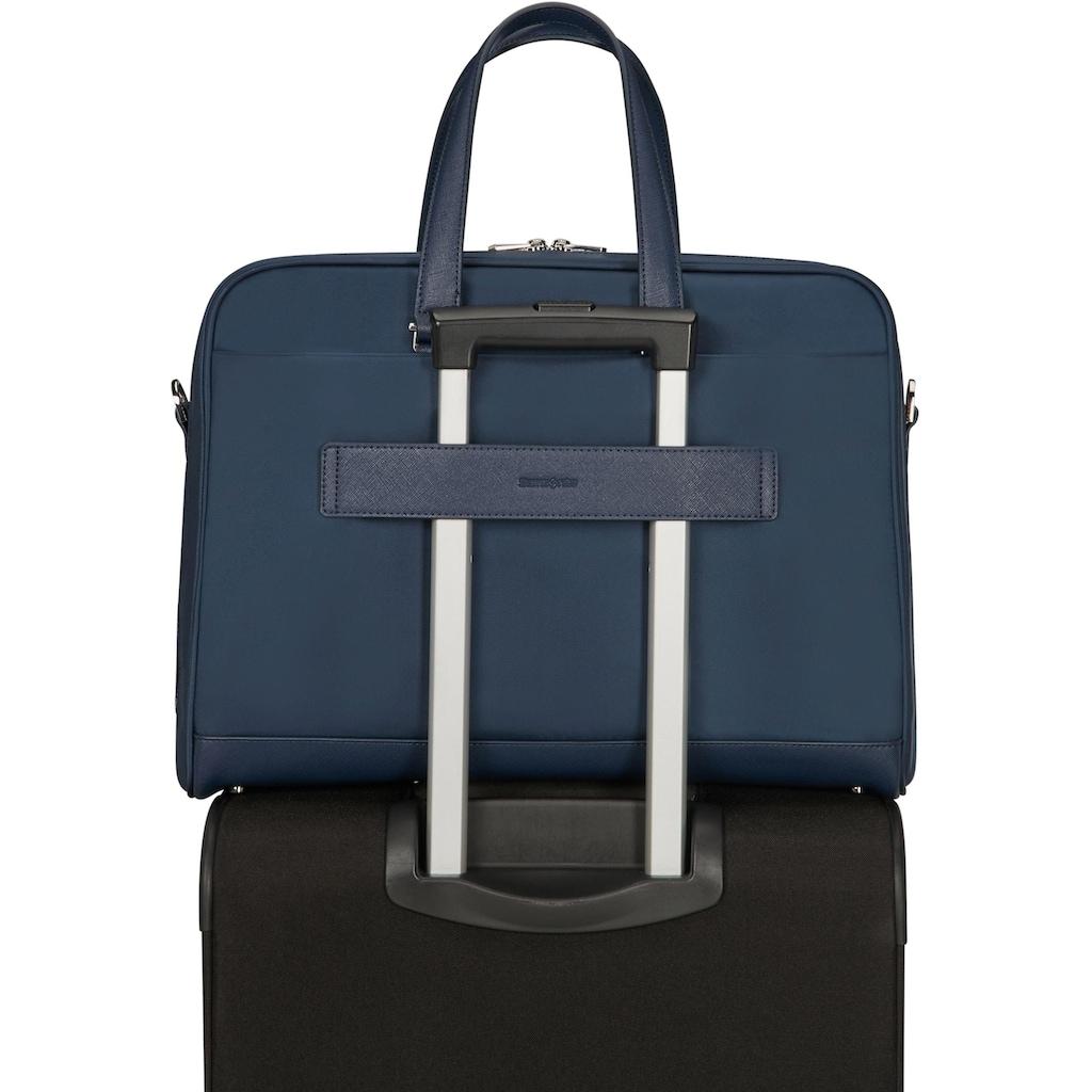 Samsonite Businesstasche »Zalia 2.0, midnight blue«, mit 15,6 Zoll Laptopfach
