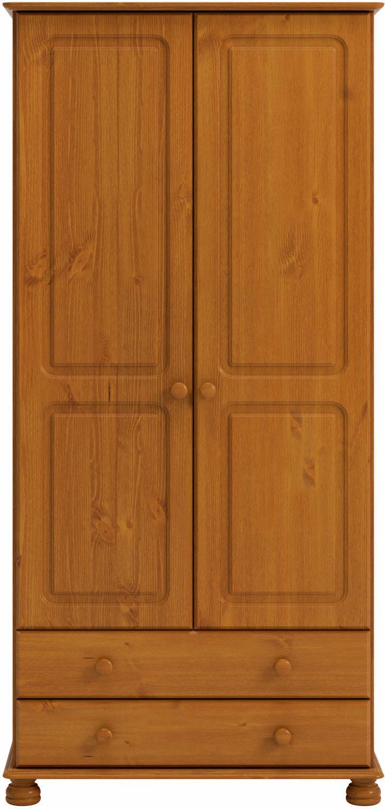Home affaire Kleiderschrank Richmond mit 2 Schubladen Breite 88 cm