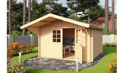 OUTDOOR LIFE PRODUCTS Gartenhaus »Viljandi 483«, BxT: 320x445 cm, inkl. Fußboden kaufen