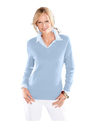 Casual Looks V-Ausschnitt-Pullover »Pullover« kaufen
