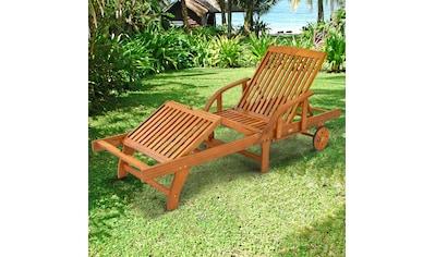 indoba Gartenliege »Sun Shine«, Sonnenliege - IND-70305-SL kaufen