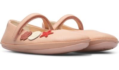 Camper Ballerina »TWSS«, mit süßen Aufnähern kaufen