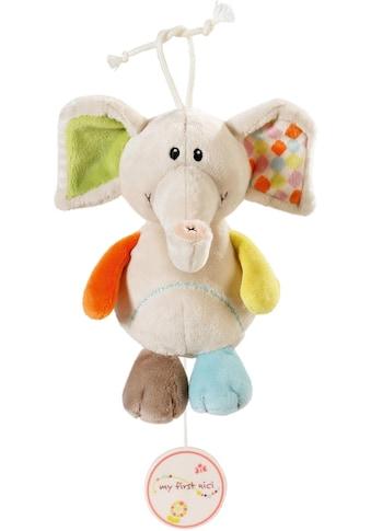 Nici Spieluhr »My First NICI Kollektion, Elefant Dundi« kaufen