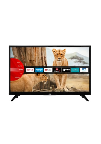 JVC LT - 24VH5965 LED - Fernseher (60 cm / (24 Zoll), HD - ready, Smart - TV kaufen