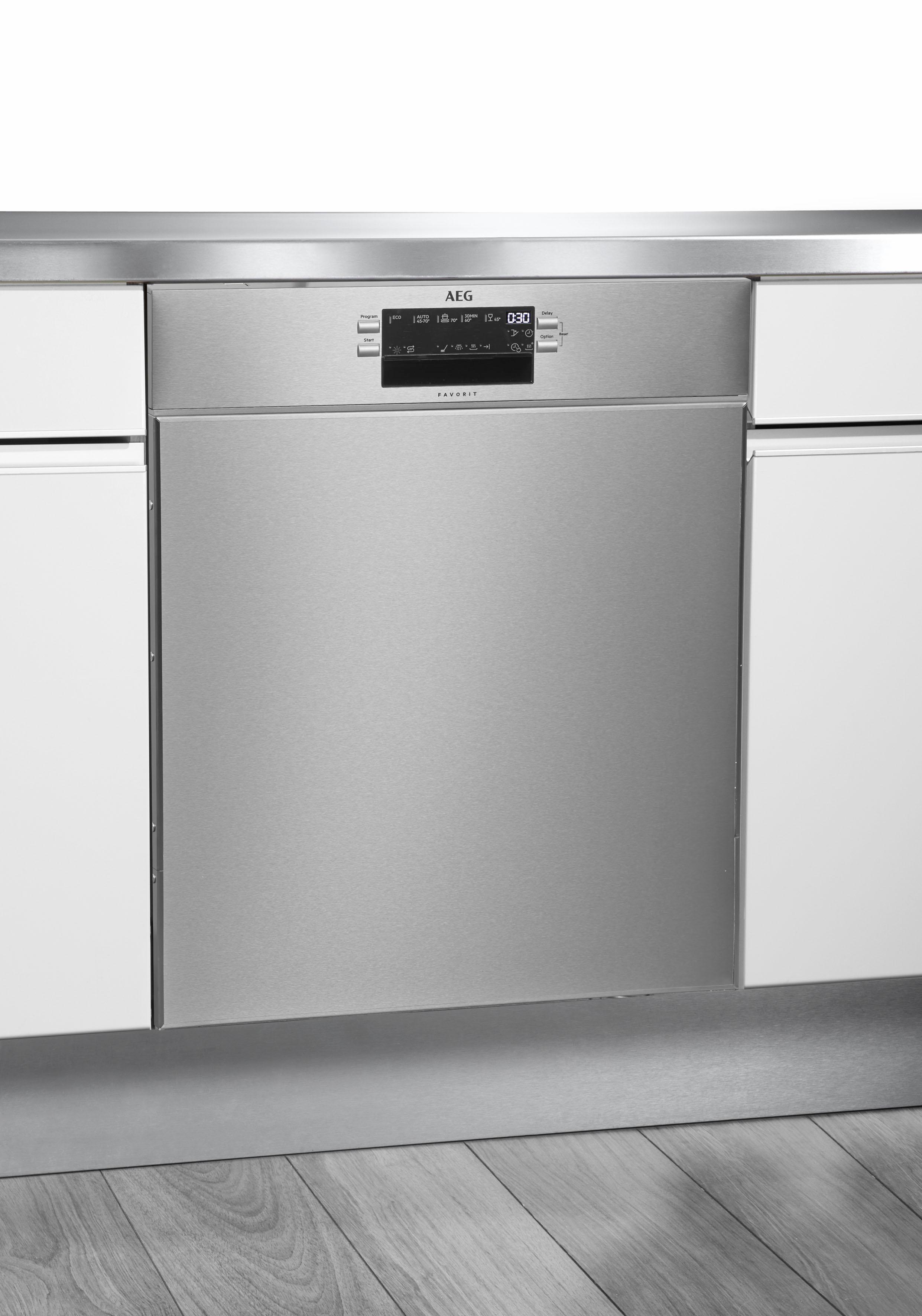 AEG Unterbaugeschirrspüler 9 9 Liter 13 Maßgedecke | Küche und Esszimmer > Küchenelektrogeräte > Gefrierschränke | Aeg Electrolux