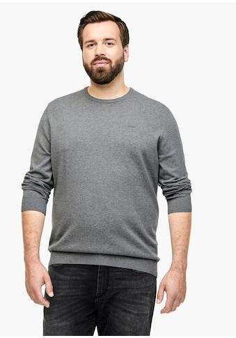 s.Oliver Feinstrick - Pullover kaufen