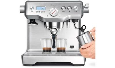 Sage Espressomaschine the Dual Boiler, SES920BSS kaufen