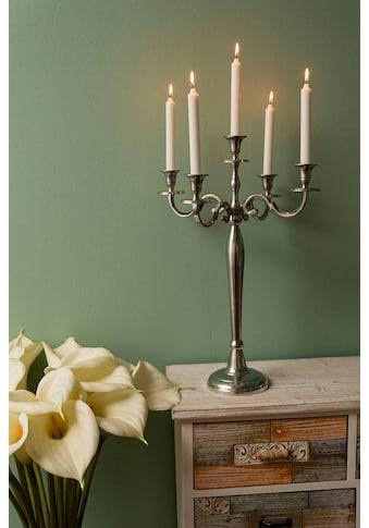 Home affaire Kerzenständer »Abha«, 5 Kerzen, groß kaufen