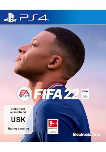 Electronic Arts Spiel »FIFA 22«, PlayStation 4 kaufen