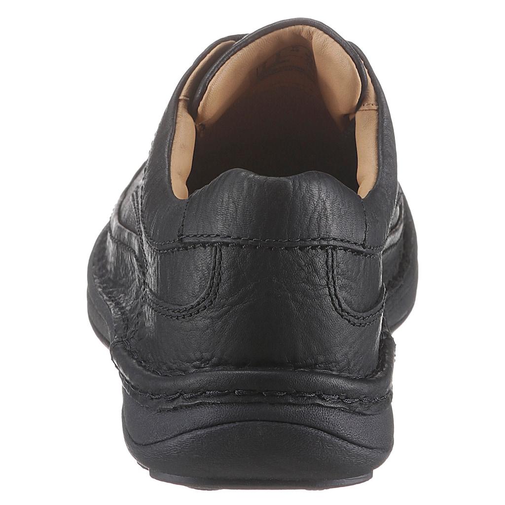 Clarks Schnürschuh »Ebony«, mit herausnehmbarer Innensohle