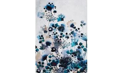 Art for the home Leinwandbild »Blumen«, Blumen kaufen