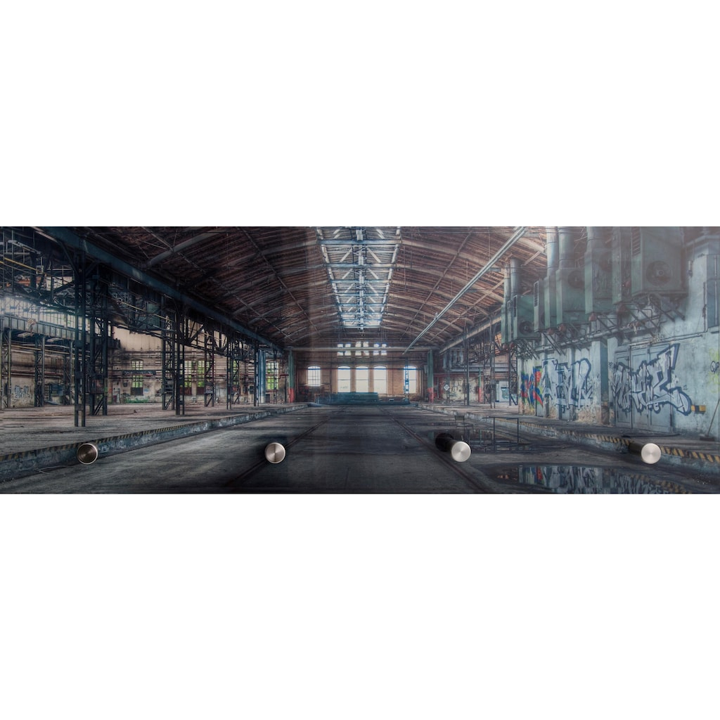 Spiegelprofi GmbH Garderobe »Industrie«
