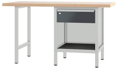 PADOR Werkbank »700.0.11 S 1/15 R«, Höhe: 85,5 cm kaufen