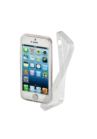 """Hama Cover, Hülle """"Clear"""" für Apple iPhone 5/5s/SE, Transpa »Smartphone - Cover« kaufen"""