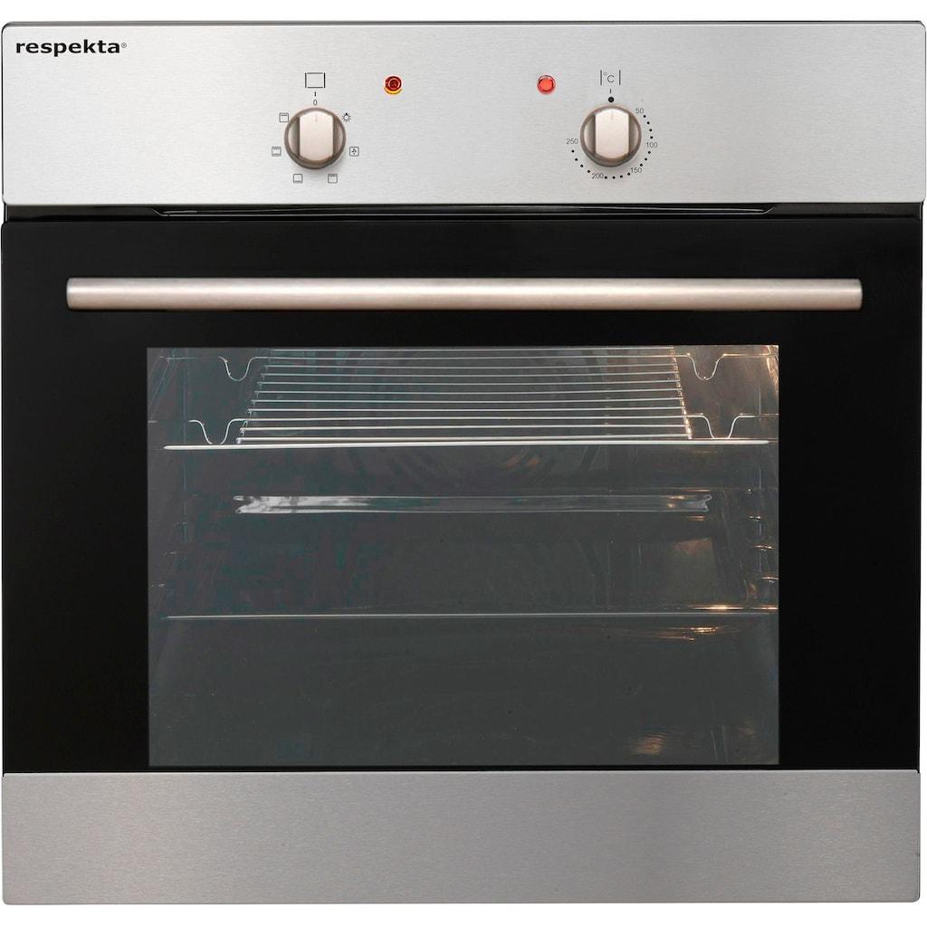RESPEKTA Küchenzeile »York«, mit E-Geräten, Breite 205 cm