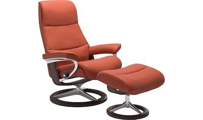 Stressless® Relaxsessel »View«, mit Signature Base, Größe S,Gestell Wenge kaufen