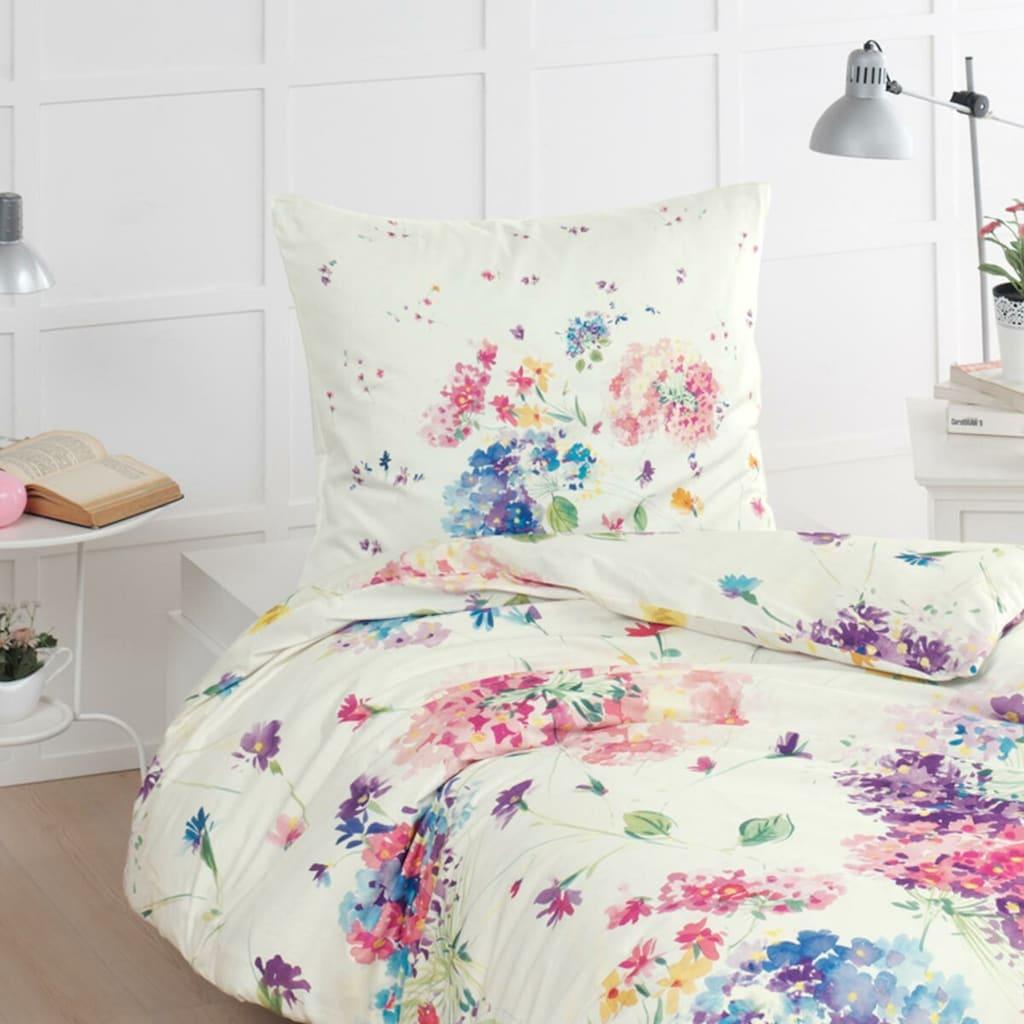TRAUMSCHLAF Bettwäsche »Josette«, diese herrlich weiche Bettwäsche sorgt für Romantik